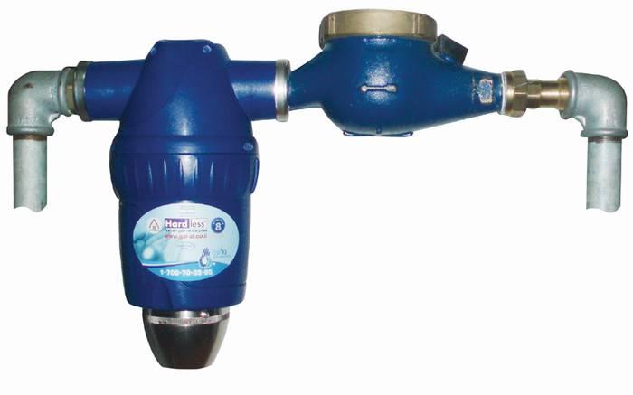 מקורי ג'יפולוג כרגיל יודע כל - לחץ מים נמוך בביתי פרטי WD-65